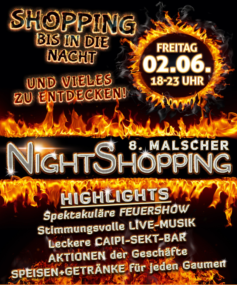 Nightshopping 2017
